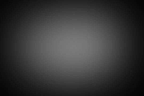 Black grey interior background stock photo