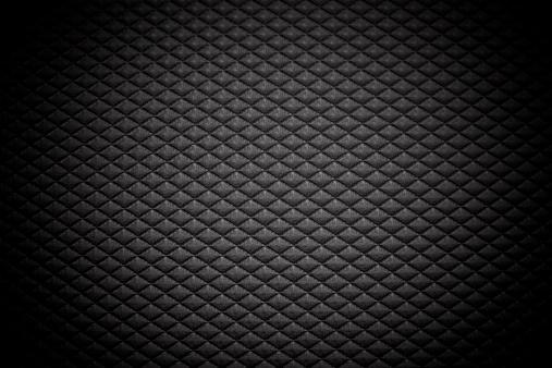 Black grid background