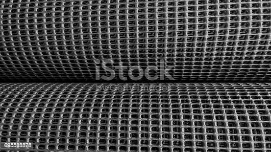477930062istockphoto Black grid background 695588878