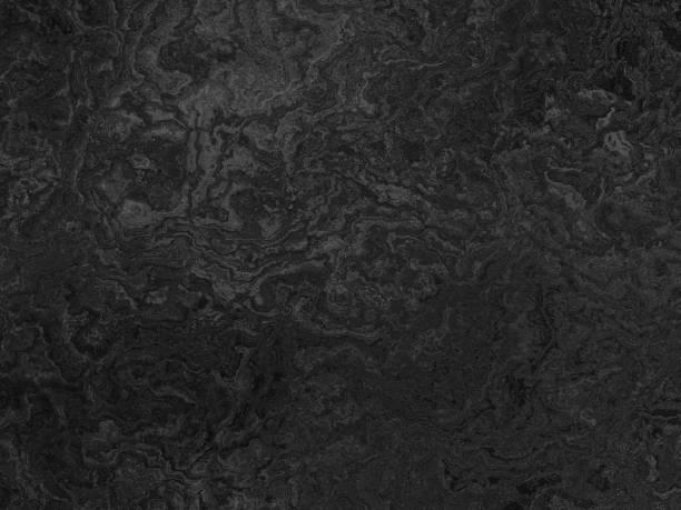 black grunge background dirty concrete wall stucco vintage rock texture ombre dark stone - mármore rocha imagens e fotografias de stock