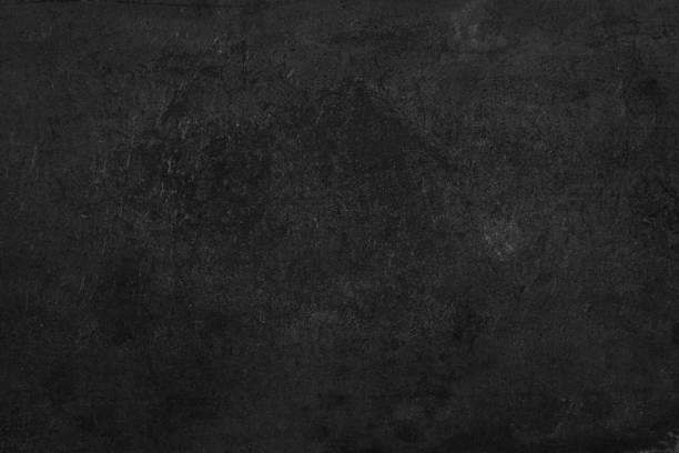 sfondo grunge nero - calcestruzzo foto e immagini stock