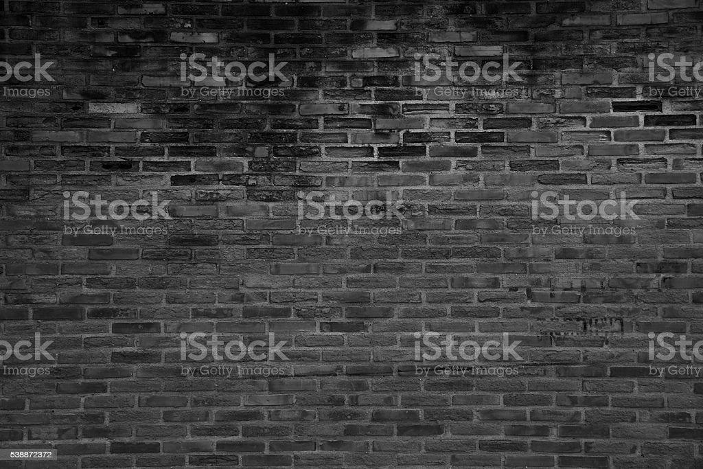 black brick texture. Black Grunge Brick Wall Texture Background Stock Photo A
