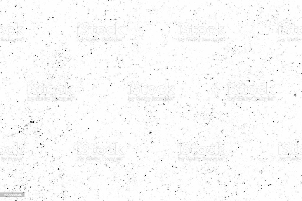 Black grunge texture. Place over any object create black dirty grunge effect. Distress grunge texture easy to use overlay. Distress floor black dirty old grain texture. Distress grain dirty background vector art illustration
