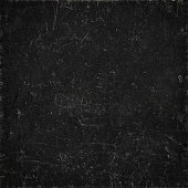 Black grunge background with rich texture from antique blackboard, suitable for photoshop blending purposes.
