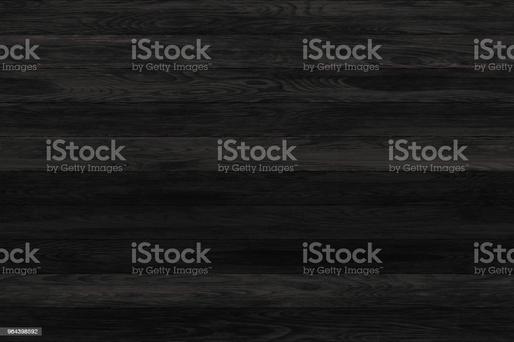 Zwarte grunge houten panelen. Achtergrond van de planken. Oude muur vintage houten vloer - Royalty-free Achtergrond - Thema Stockfoto