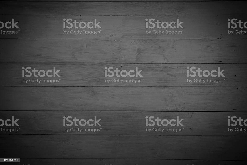 Black Grunge Wood Texture Tiles Background (Seamless) stock photo