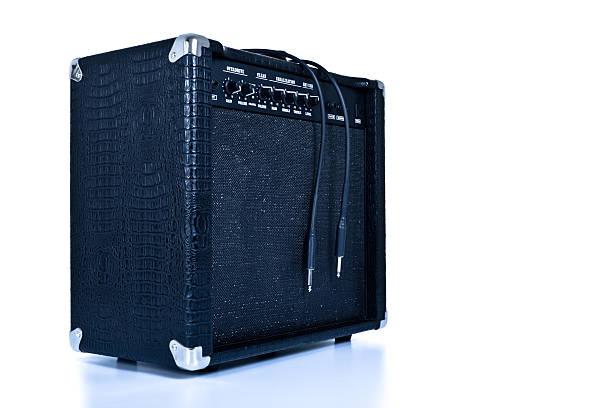 black guitar amplifier圖像檔