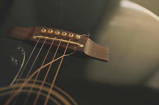 black guitar - broken guitar stock photos and pictures