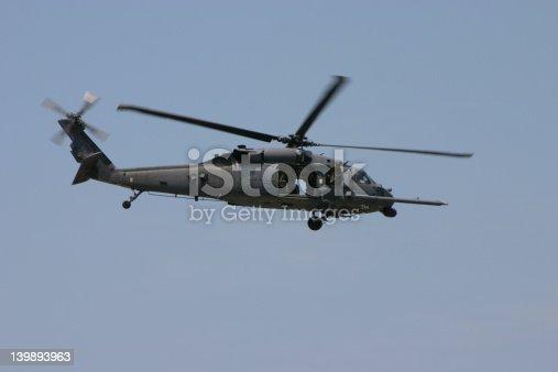istock Black Hawk helicopter 139893963