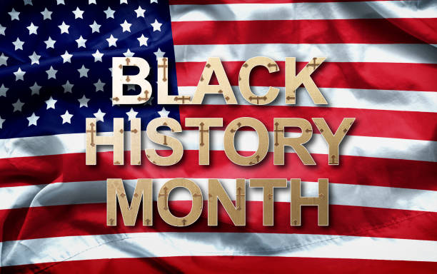 Black History Month (African-American History Month ) background design for celebration and recognition in the month of February. Black History Month (African-American History Month ) background design for celebration and recognition in the month of February. annually stock pictures, royalty-free photos & images