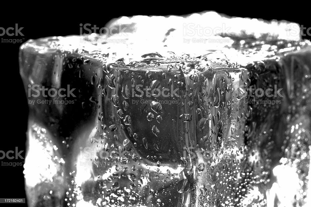 Black Ice stock photo