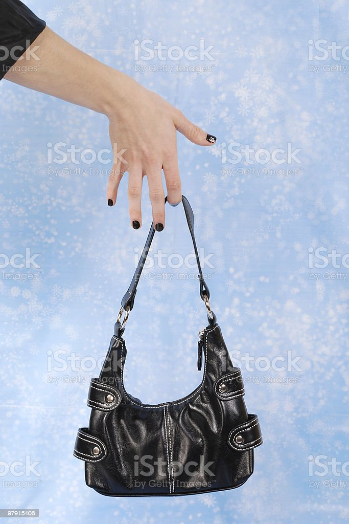 Black is the best ! royalty-free stock photo