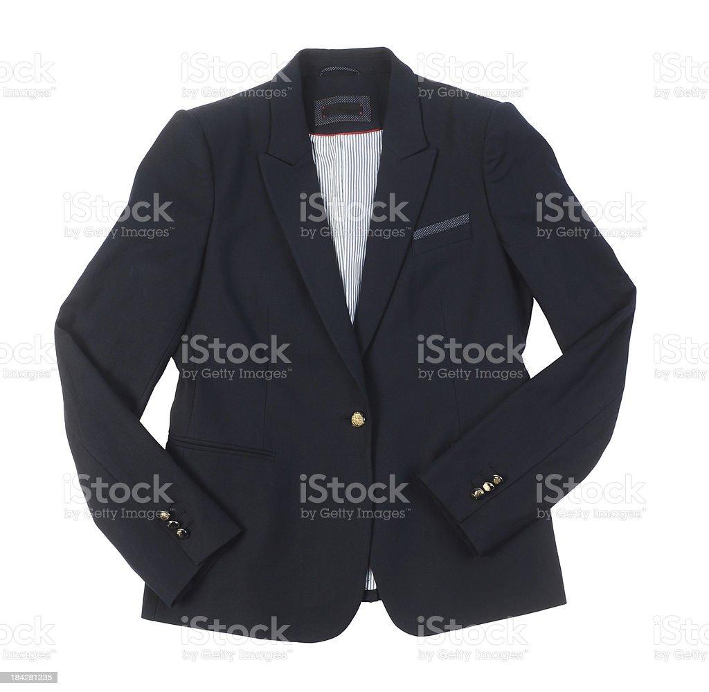 Black Jacket stock photo