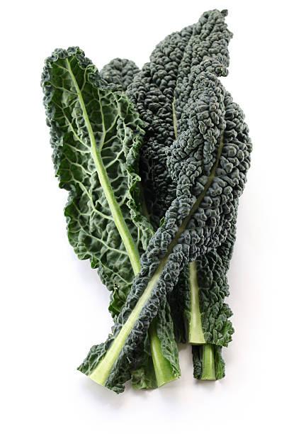 black kale stock photo