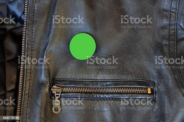 Black leather jacket with pin badge picture id453276185?b=1&k=6&m=453276185&s=612x612&h=myhyks0f0b8hszyz0zaysijzrbfi3y5hmgpupbim fm=