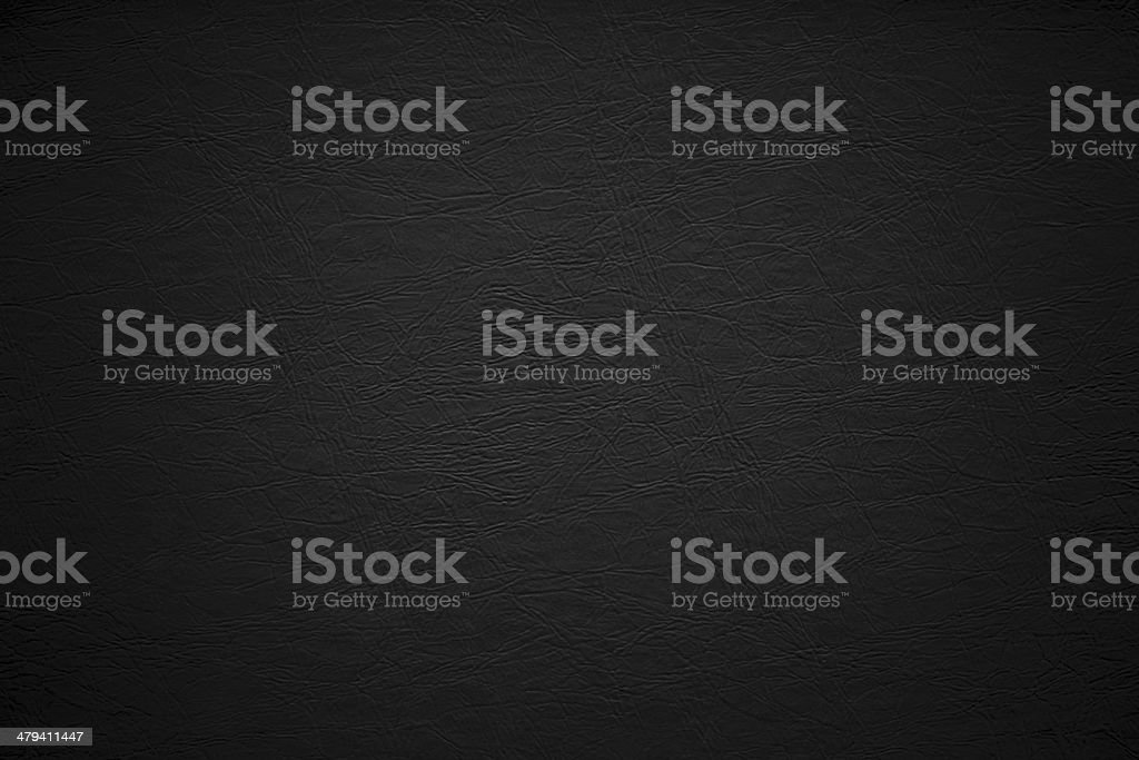 Black Leather. stock photo