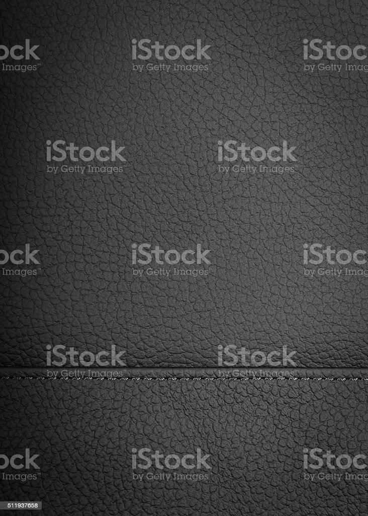 Schwarzes Leder – Foto