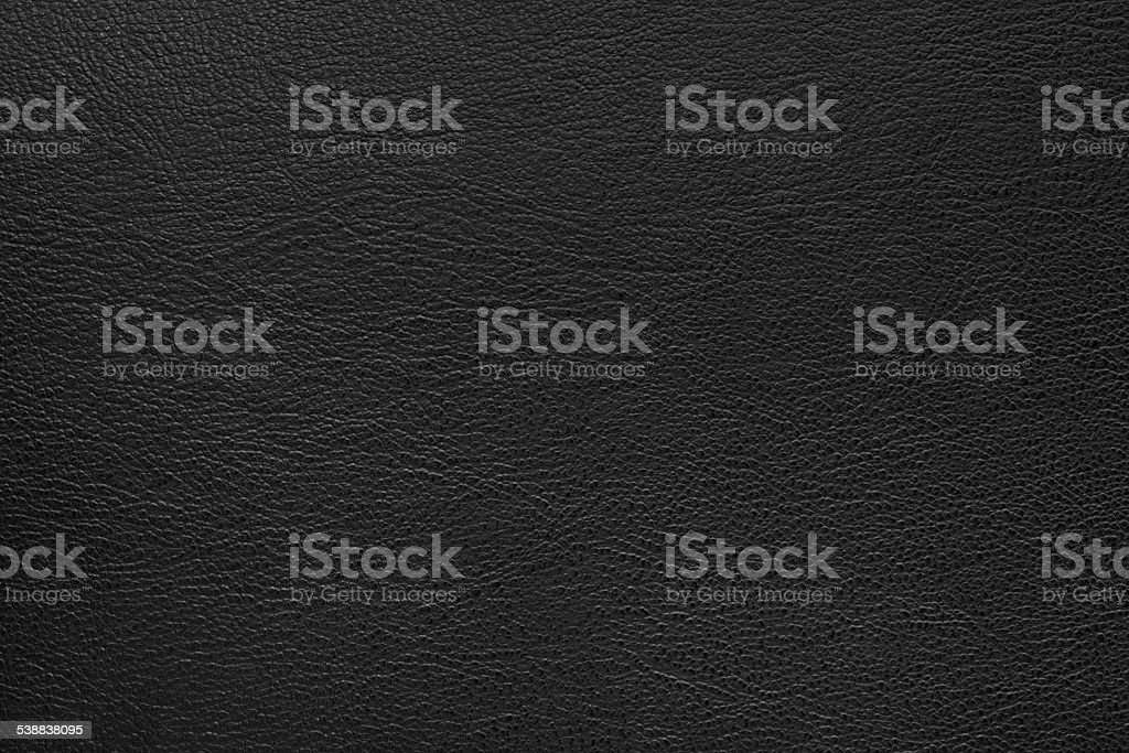 black leather stock photo