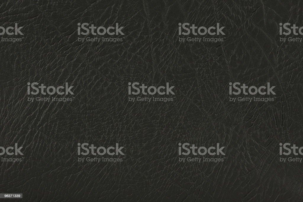 Black Leather stock photo