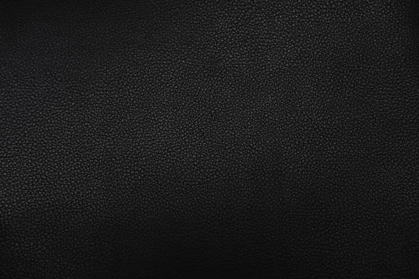Black leather texture Black leather texture leather stock pictures, royalty-free photos & images