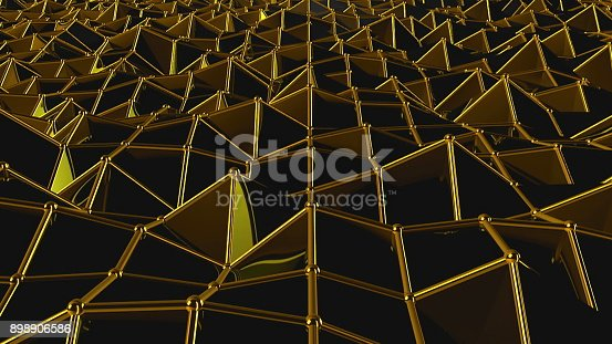 941338268istockphoto Black Low Poly Abstract Background 898906586