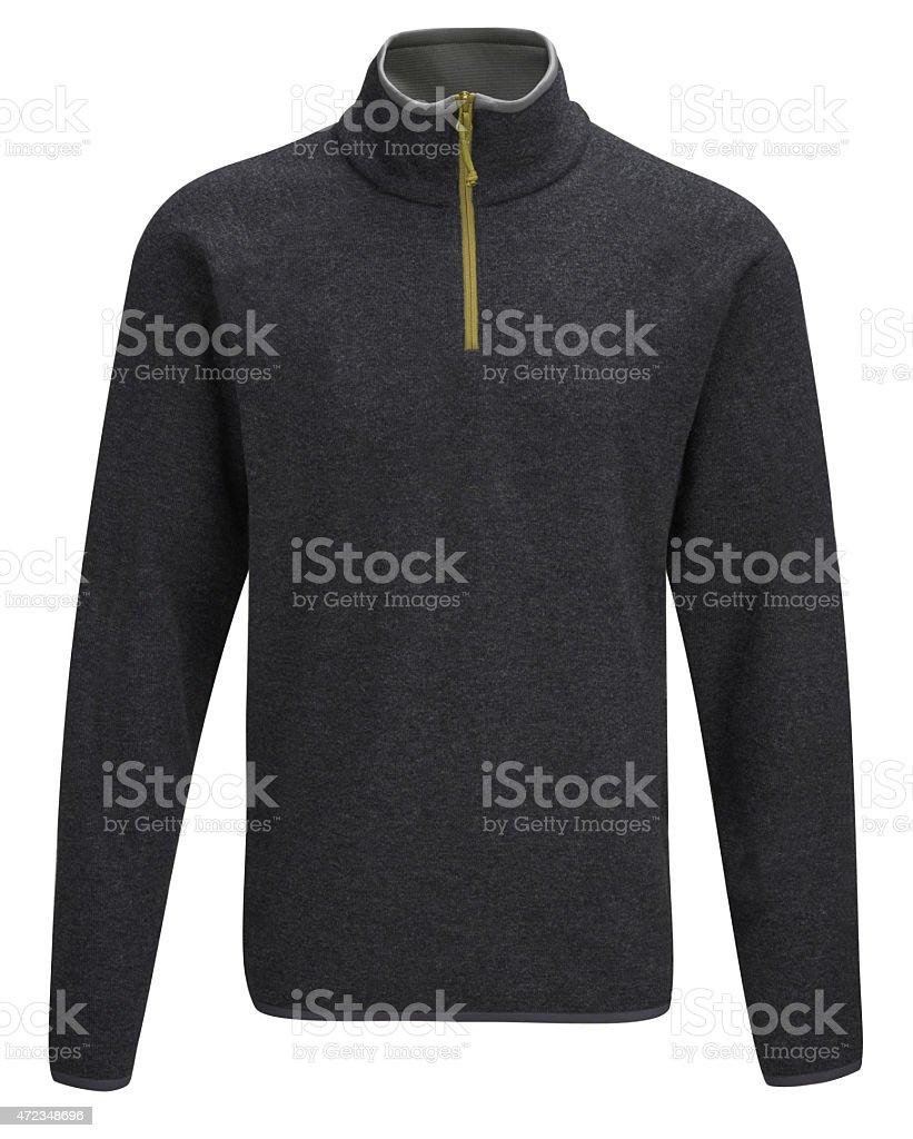 black male sweater stock photo