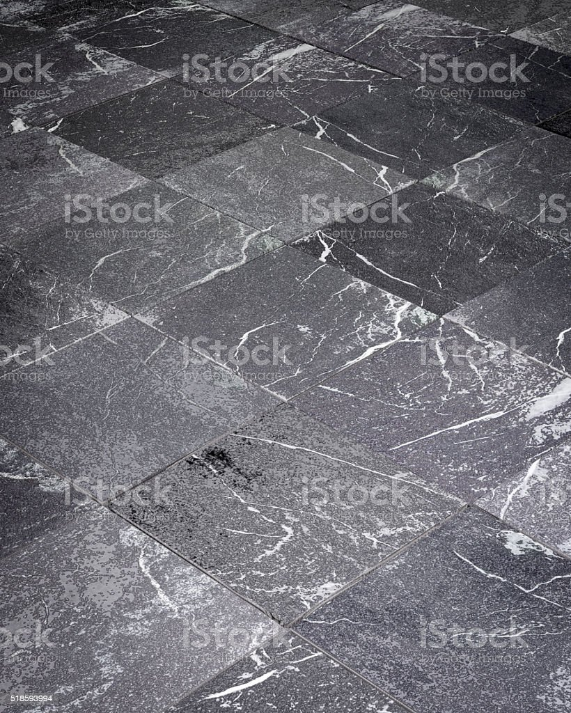 Black Marble Background (4:5 Format) stock photo
