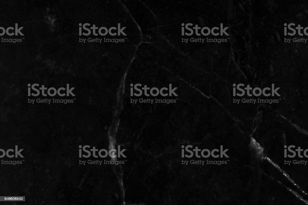 Black marble background stock photo