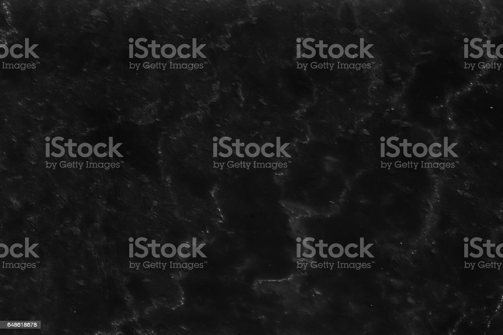 Black Marble Background Stone Pattern Black And White Cracked