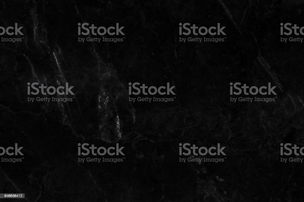 Black marble pattern texture background. marble wall design. stock photo