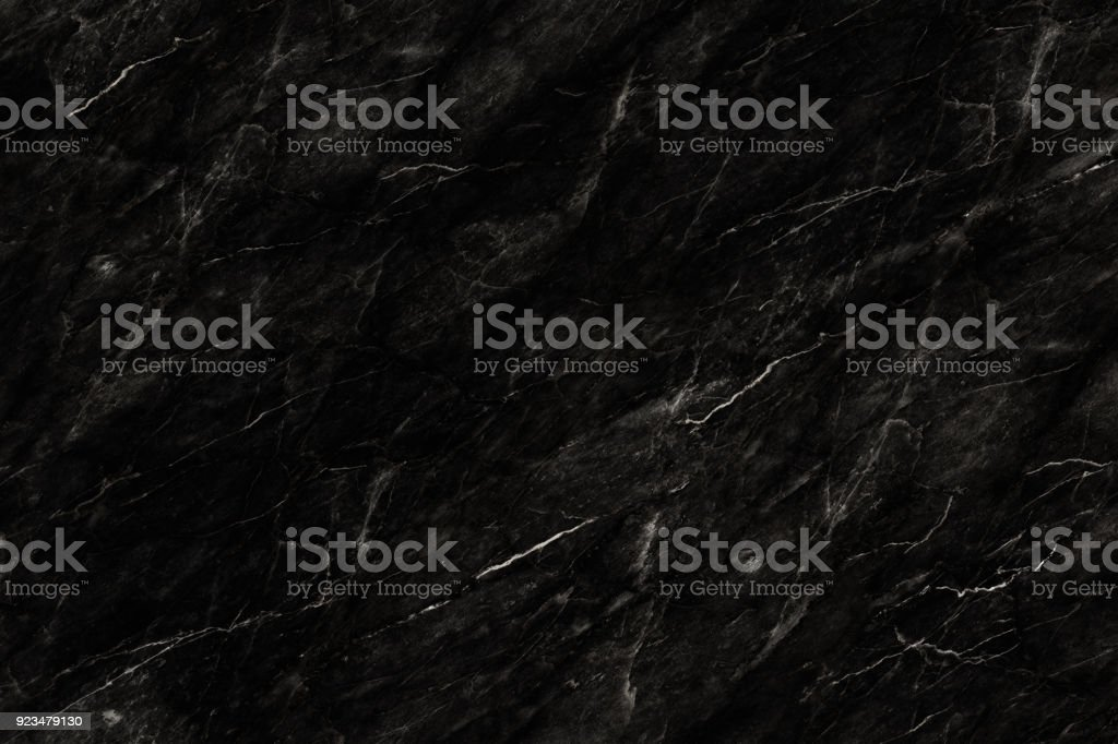 Black marble patterned texture background, abstract marble texture background for design. granite texure stock photo