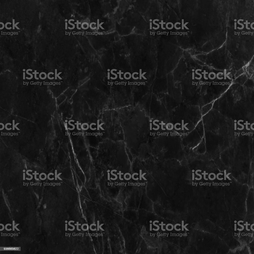 Black marble patterned texture background. abstract natural marble black and white for design. stock photo