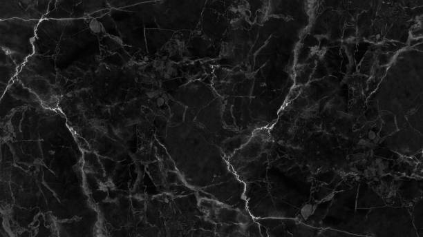 Black marble texture and background. Black marble texture and background for design pattern artwork. marble rock stock pictures, royalty-free photos & images