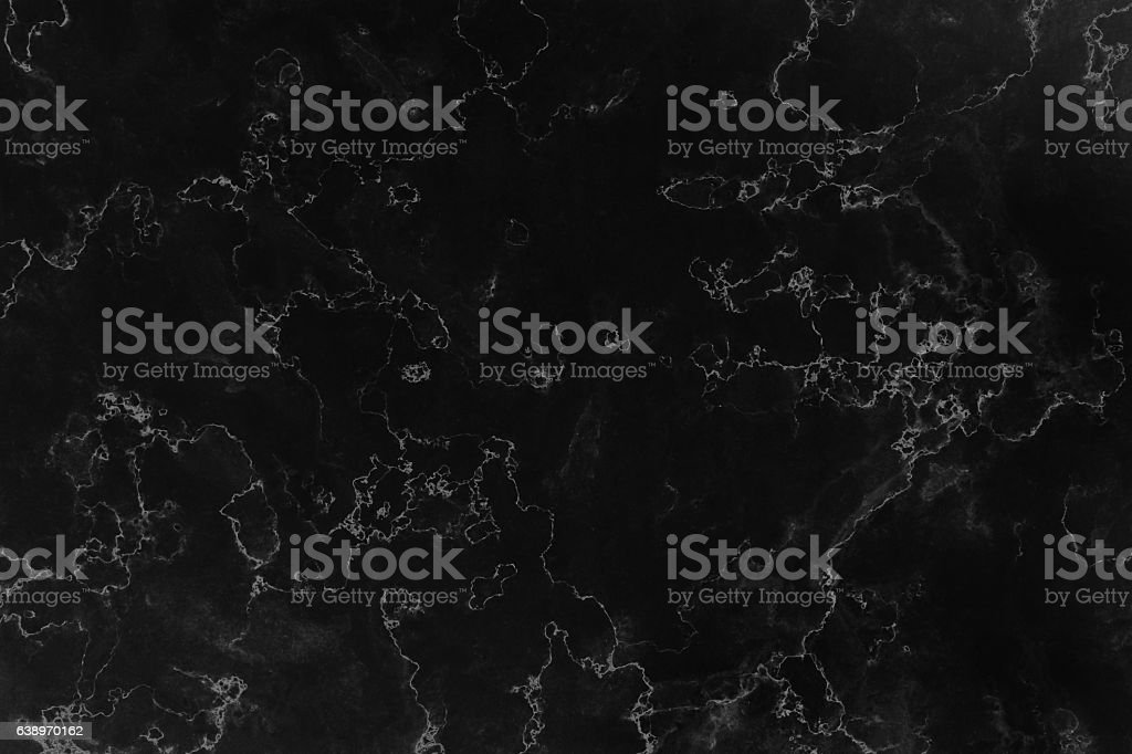 Black marble texture and background. stock photo