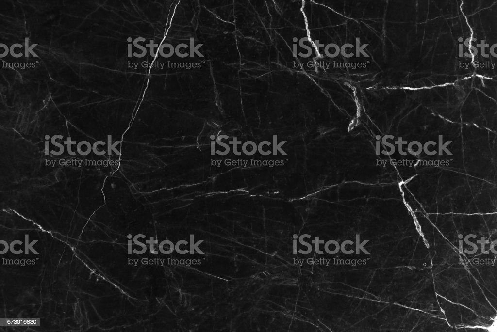 Black marble texture background, Detailed genuine marble from nature.