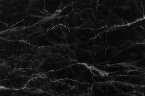 Black marble texture ,detailed structure of marble (high resolution), abstract  texture background of marble in natural patterned for design.