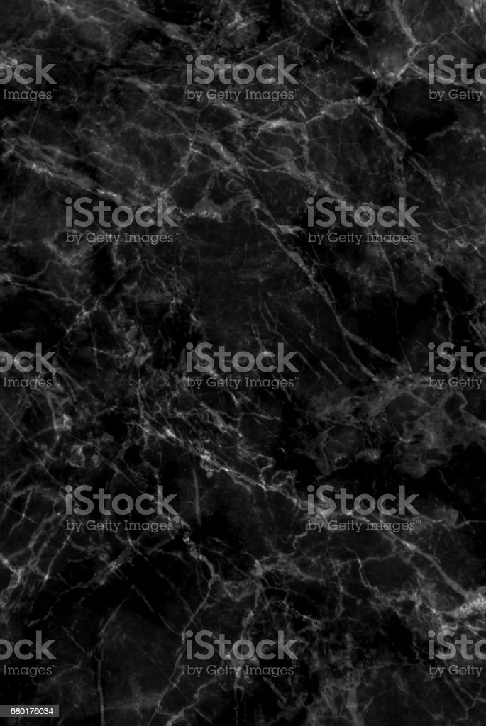 Black Marble Texture Background. - Photo