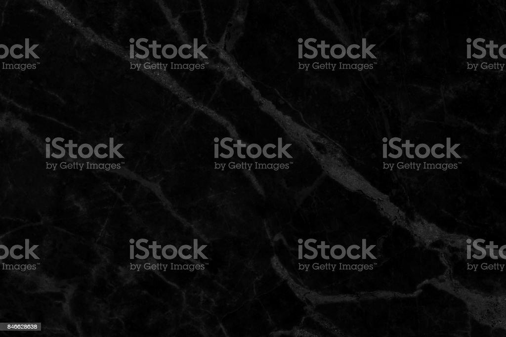 black marble texture background. stock photo