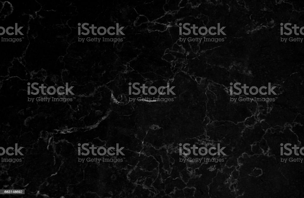 Black marble texture for background. - foto stock