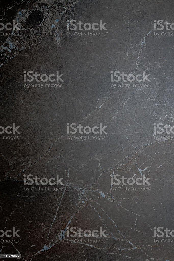 Black marble texture. stock photo
