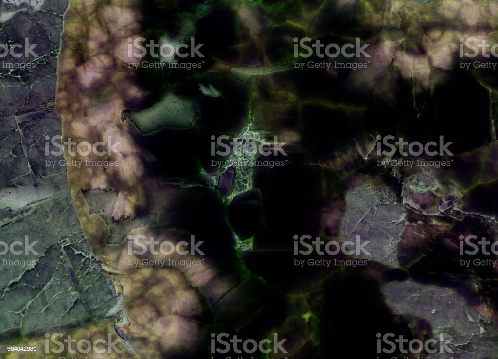 Black marble texture - Royalty-free Abstract Stock Photo