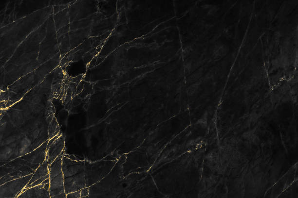 black marble texture with gold pattern background design for cover book or brochure, poster or realistic business and design artwork. - {{asset.href}} zdjęcia i obrazy z banku zdjęć