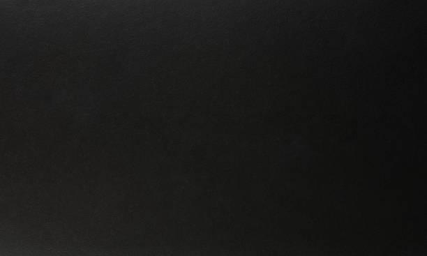 Schwarzer matter Papierhintergrund – Foto