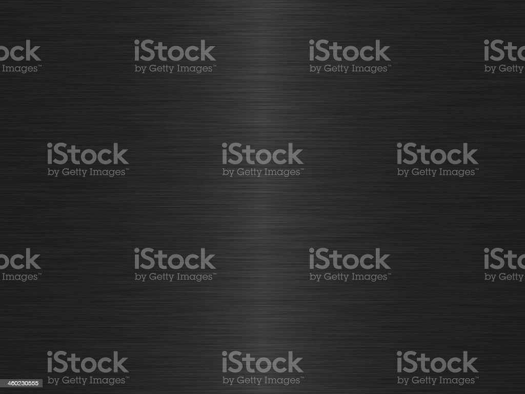 A black metal Texture background stock photo