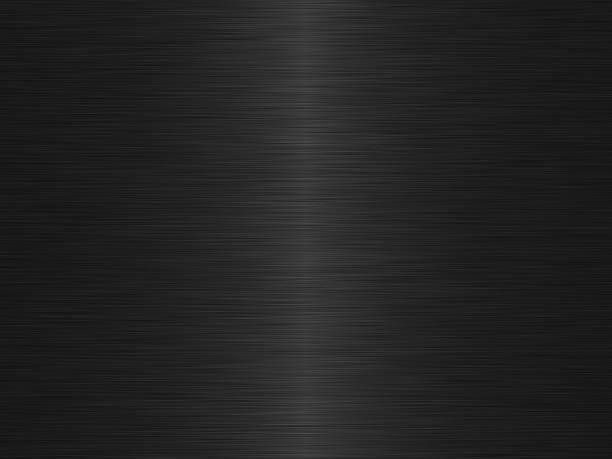 A black metal Texture background black metal texture background brushed  brushed metal stock pictures, royalty-free photos & images