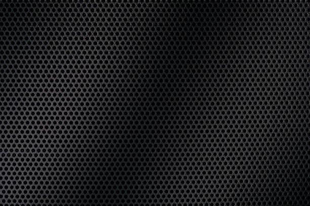 texture en métal noir - plomb en métal photos et images de collection