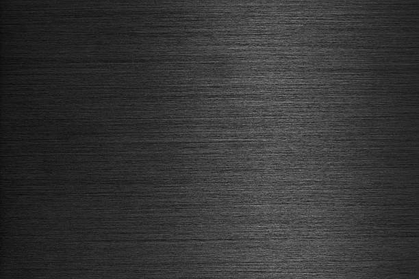 Black Metal Texture stock photo