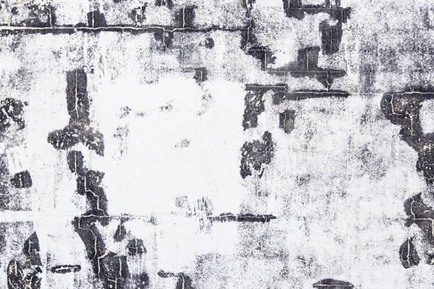 schwarz meliert wand - fliesen verlegen stock-fotos und bilder