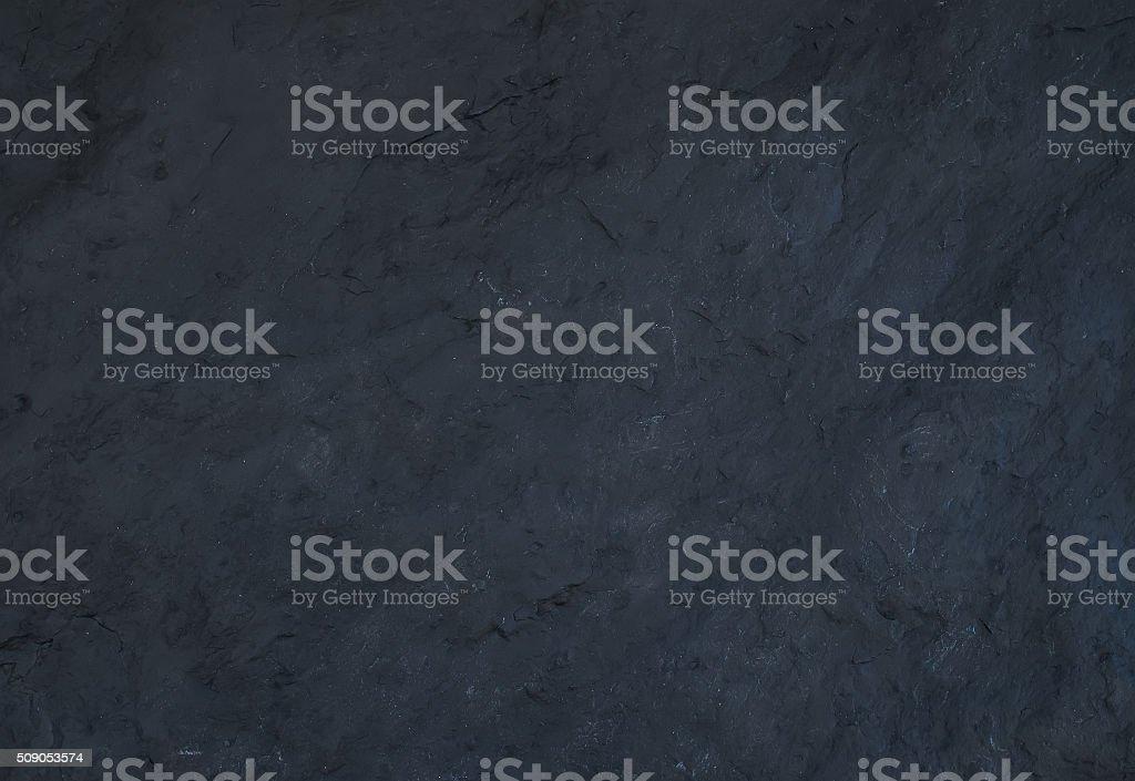 Preto em pedra ardósia natural textura ou plano de fundo - foto de acervo