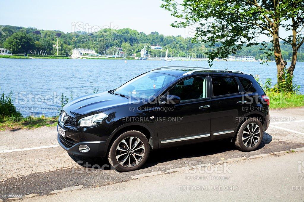 Black Nissan Quasqai – Foto